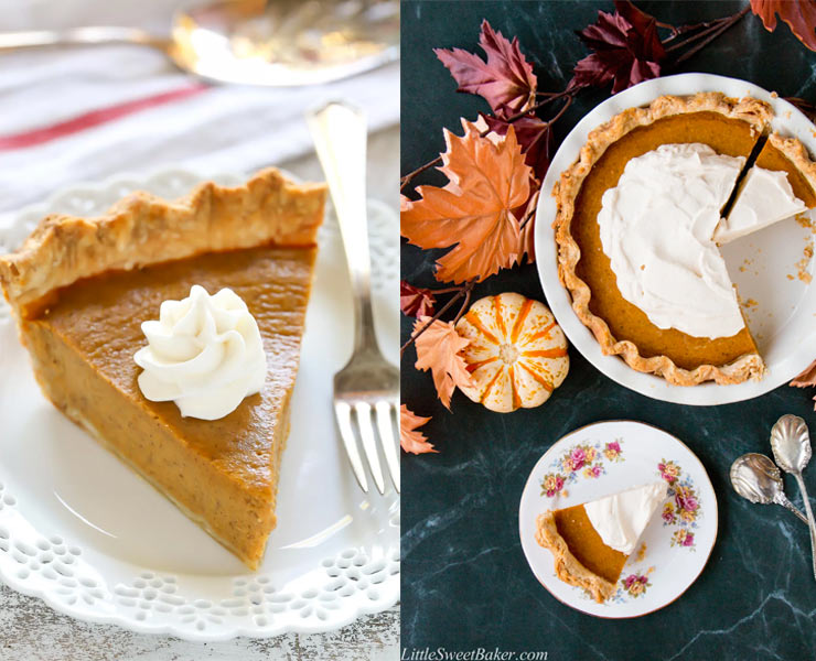 pumpkin pie re