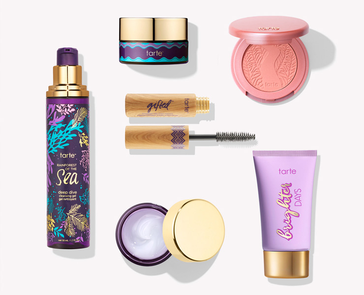 Discover the difference tarte color cosmetics can make in your skin and appearance. Infused with nourishing ingredients, these makeup formulas are created with .