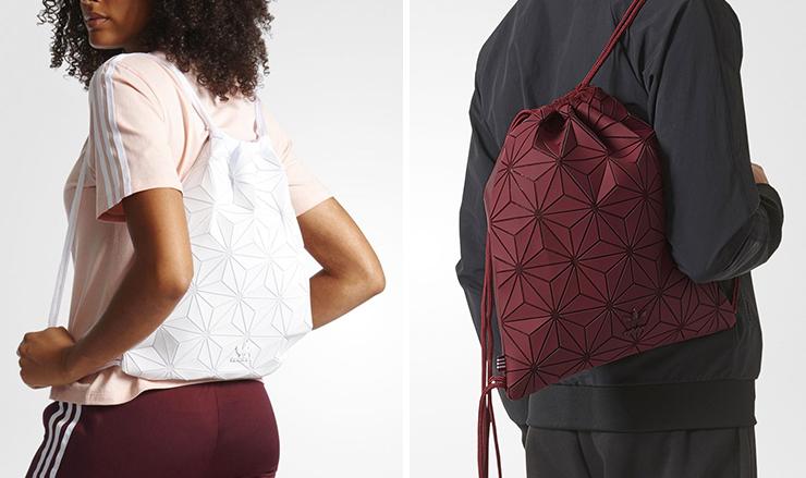 adidas Originals 3D Roll Top Back Pack adidas issey miyake aa8f499b67a14