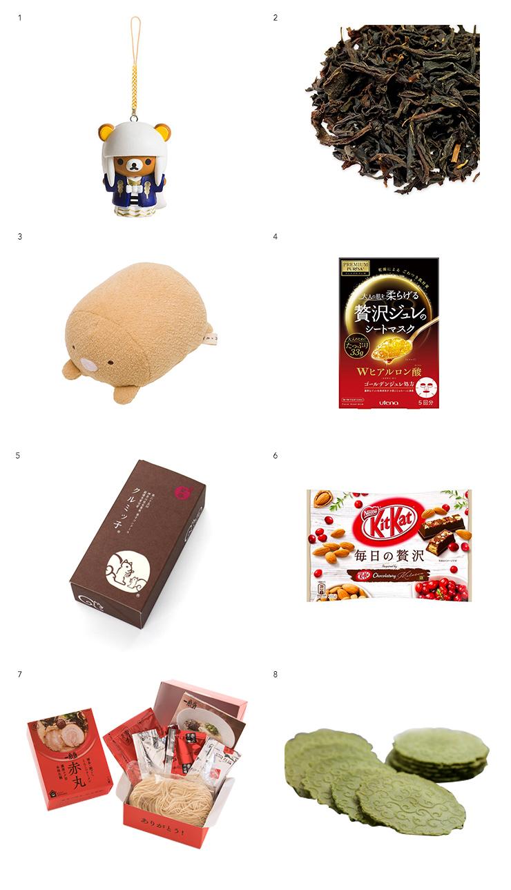 under $10 gift ideas japan