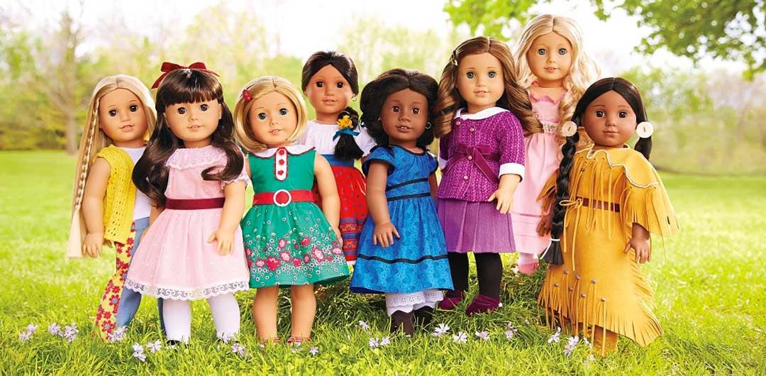 mattel american girl dolls