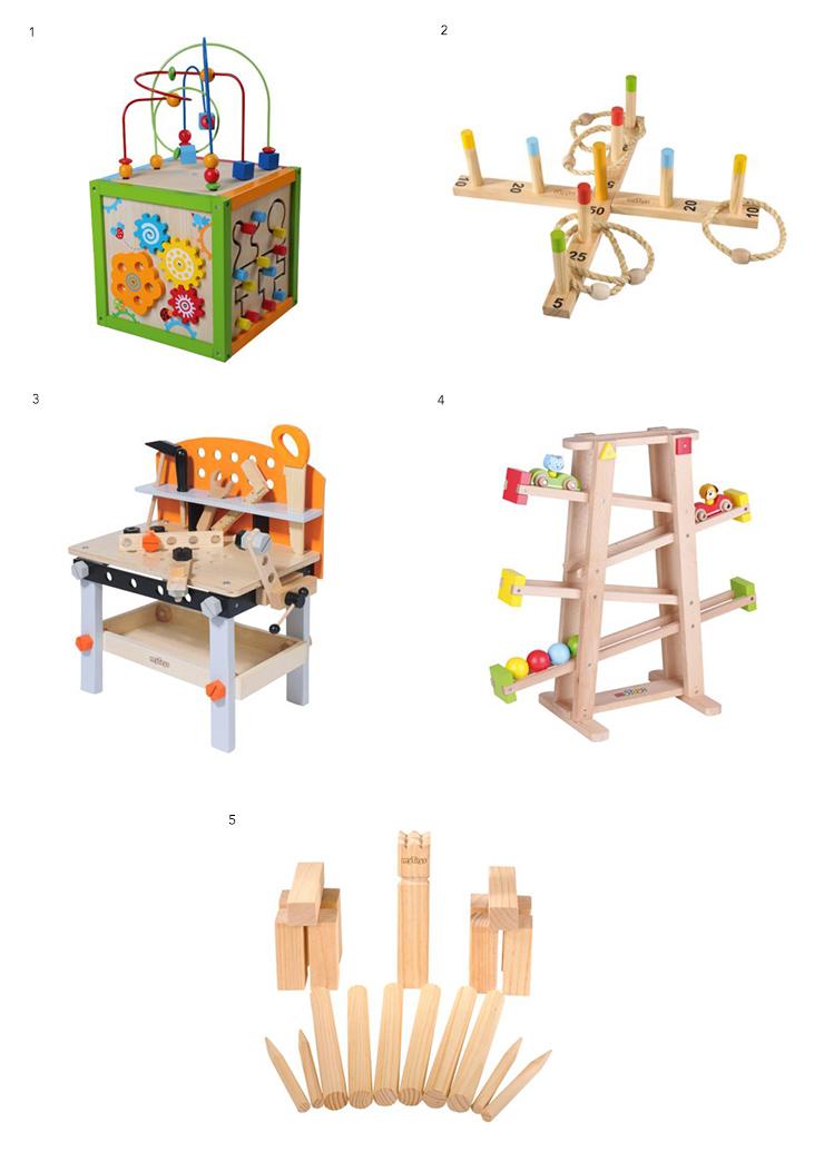 Wood Toys Brand