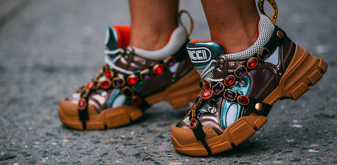 where to buy gucci flashtrek sneakers for less