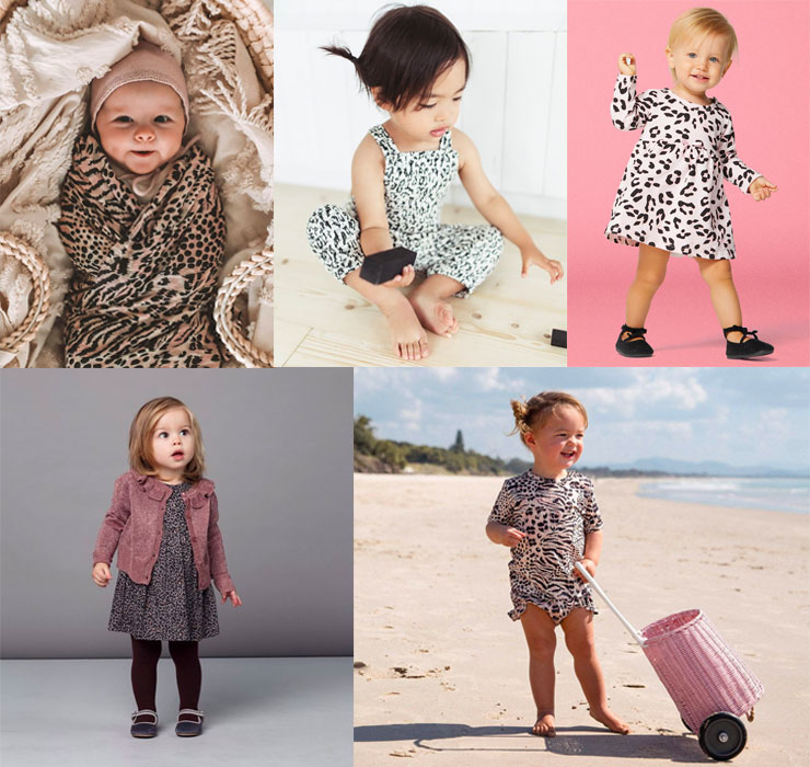 Leopard-Print-Toddlers