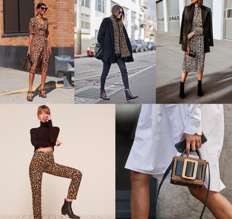 Leopard-Print-Women