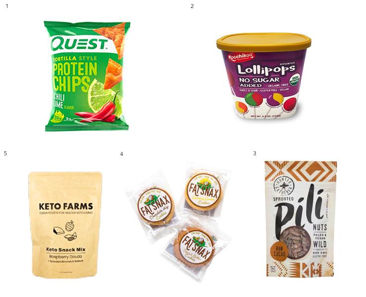 Keto-Cereal-Granola