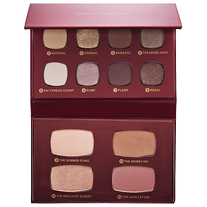 baremineralThe Regal Wardrobe Eye & Cheek Palette