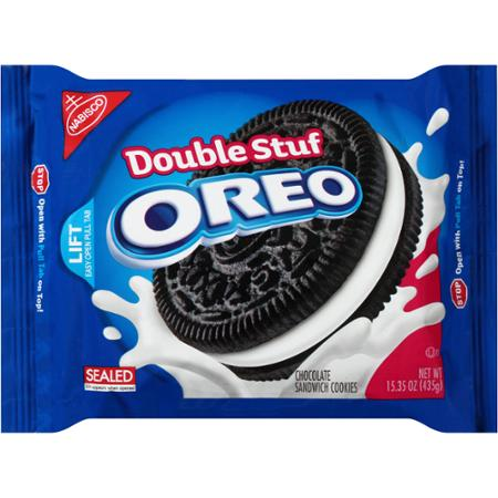 double stufed Oreo cookies