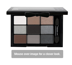 NYX Cosmetics Love in Paris Eyeshadow pallete