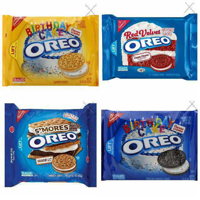 ShopandBox Buy Cookie Dough Oreos from US
