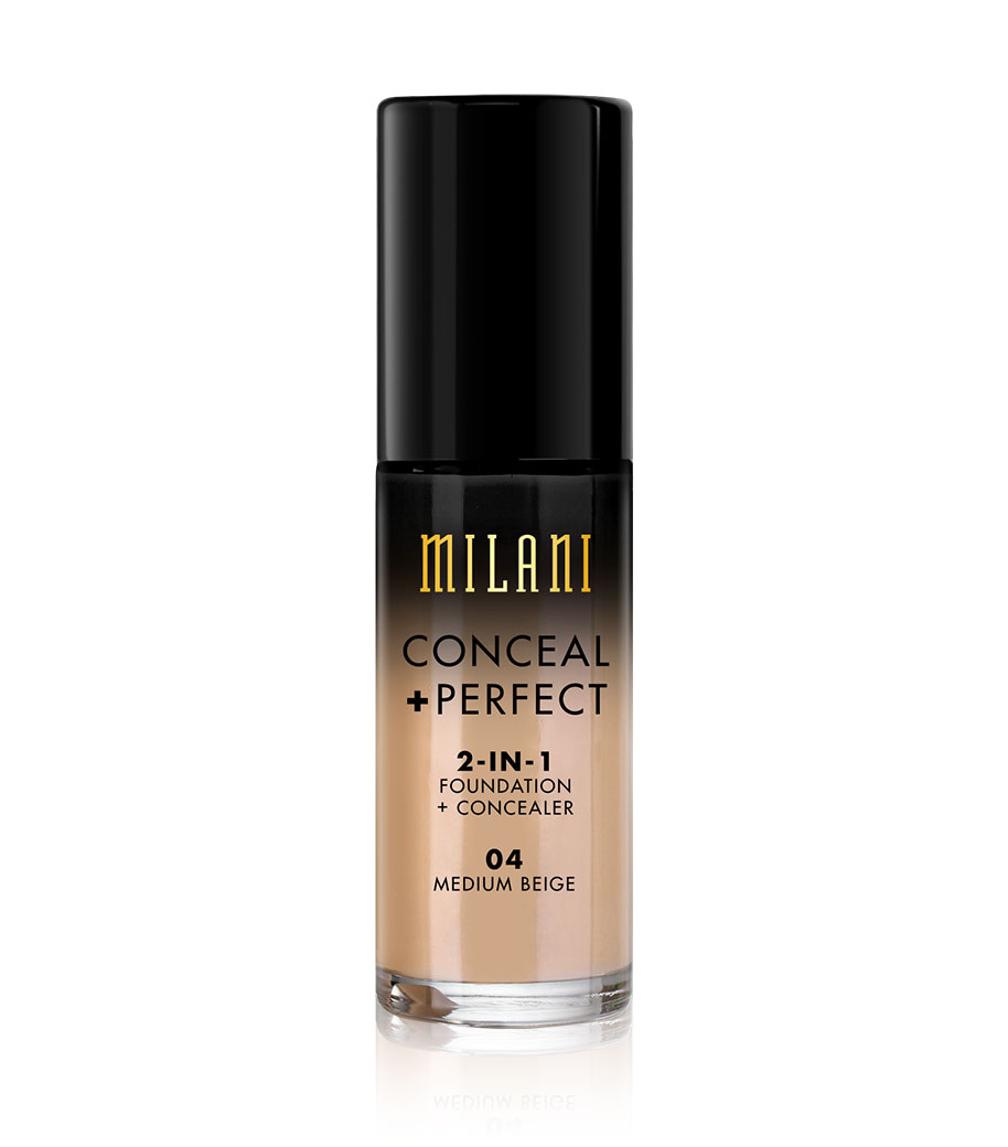 milani conceal perfect 2-1 foundation