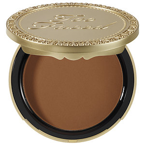 Too faced dark chocolate bronzer