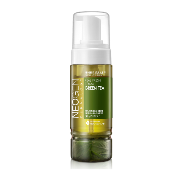 Neogen Real Fresh Foam Cleanser (Green Tea)