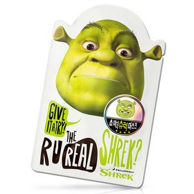 Dreamworks Are You The Real Shrek Sheet Mask