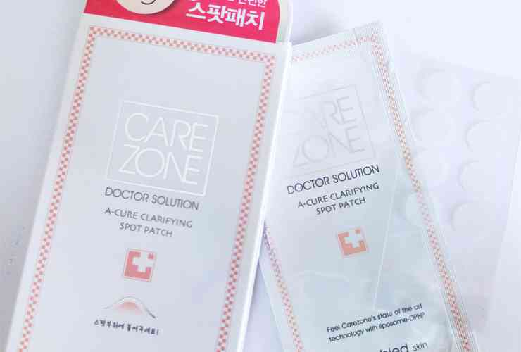 Care Zone Doctor Solution A-Cure Clarifying Spot Patch
