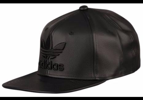 dfbeff53f0c0e adidas Men s Available Colors 5 ADIDAS ORIGINALS TREFOIL PLUS SNAPBACK -  MEN S