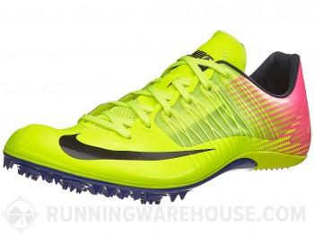 3f8a059e ShopandBox - Buy Nike Zoom Celar 5 OC Unisex Spikes Multi-Color from US