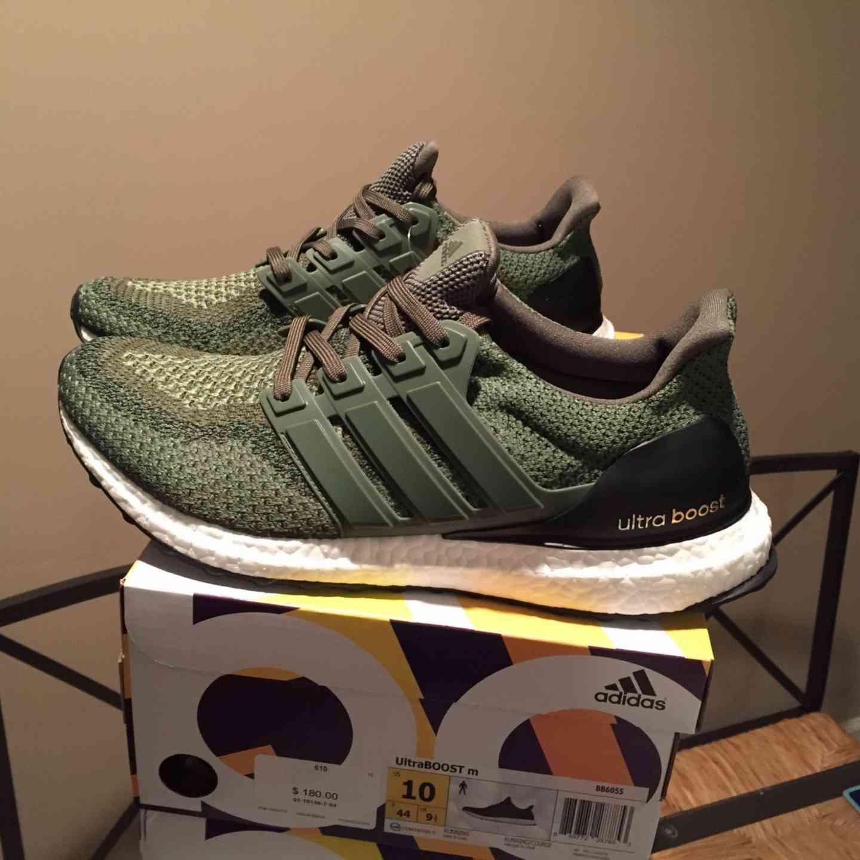 Shopandbox comprar Adidas ultra impulso m verde oliva, negro, blanco, bb6055