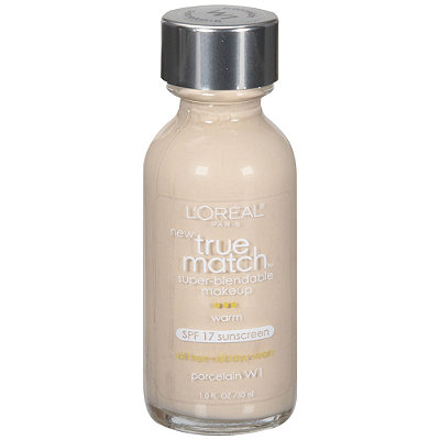 L'Oreal True Match STrue Match Super Blendable Makeup