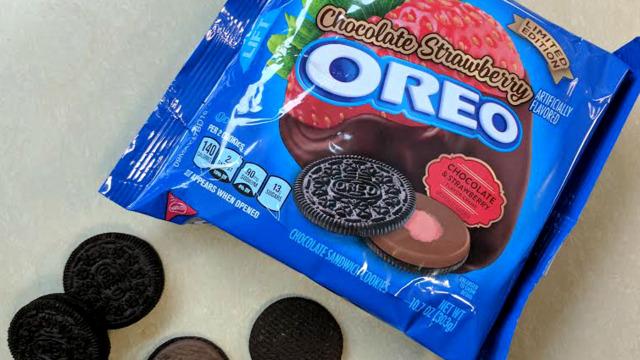 discriptive essay on oreo cookies