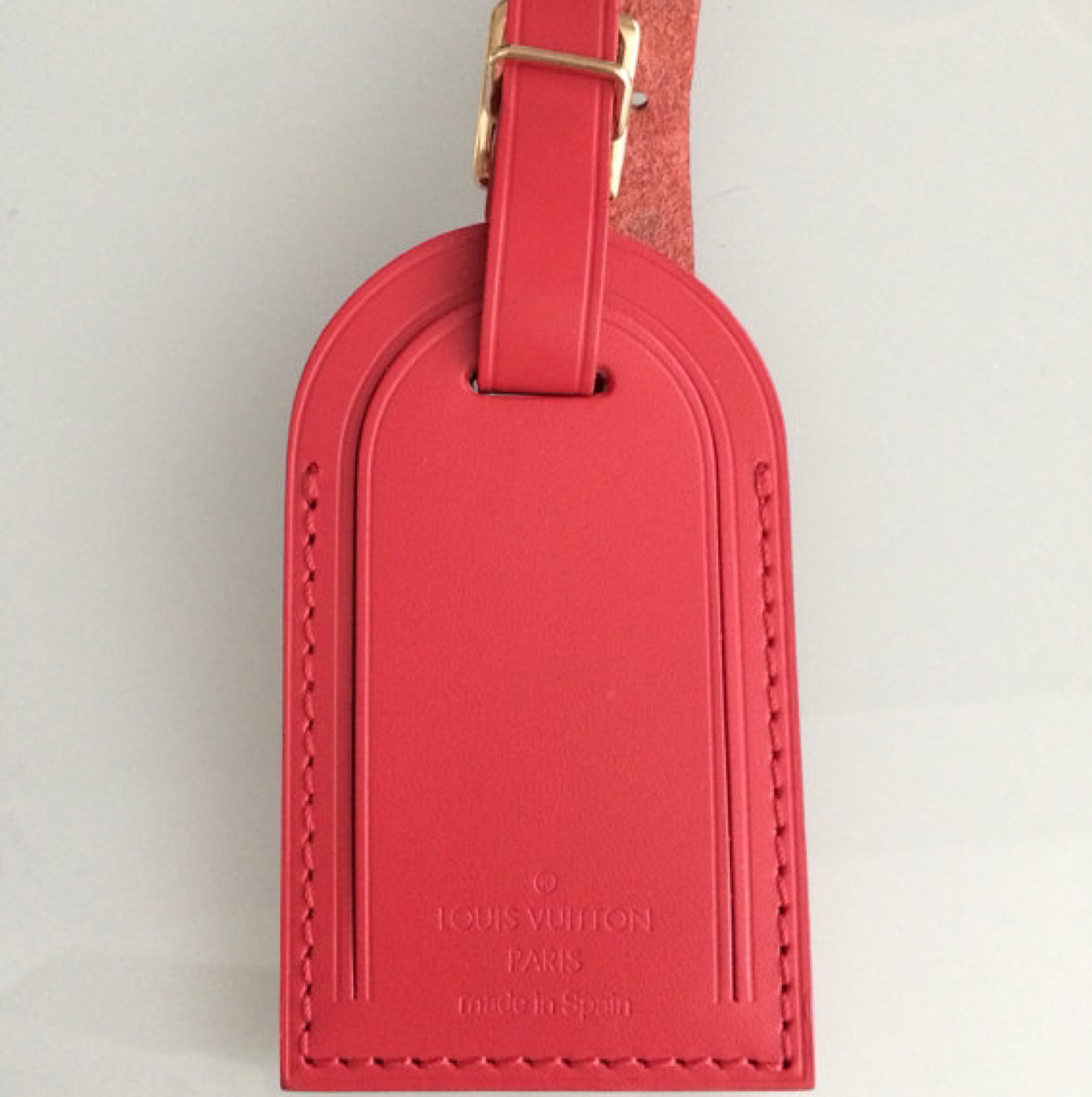 ee41598ac06 ShopandBox - Buy Louis Vuitton Luggage tag from HK