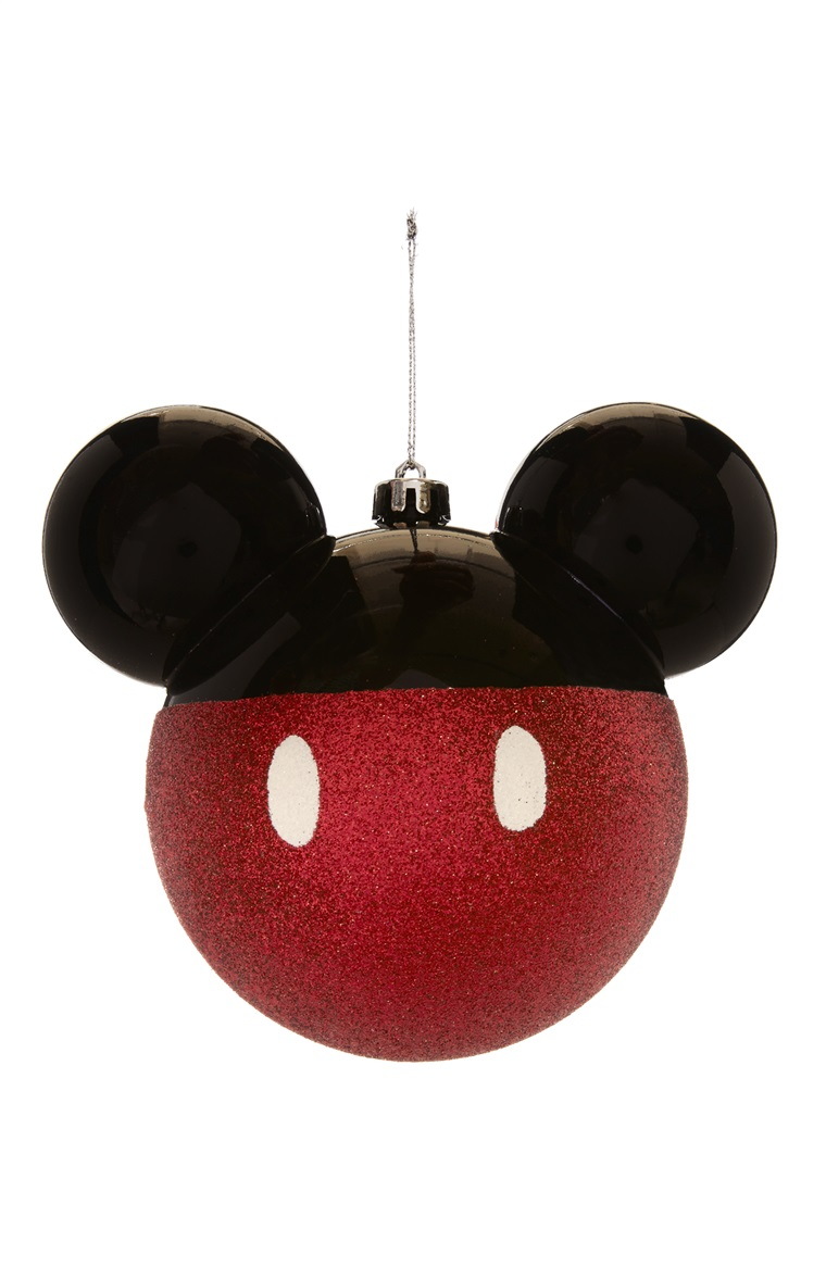 Disney Weihnachtskugeln.Shopandbox Buy Disney Mickey Mouse Xmas Bauble From Gb
