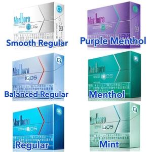 ShopandBox - Buy IQOS Mint,Menthol,Regular from JP