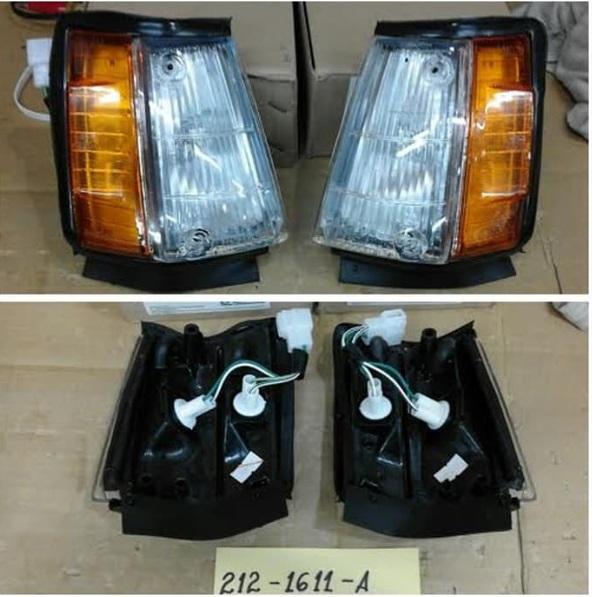 Front corner lamp for Toyota Corolla AE 80