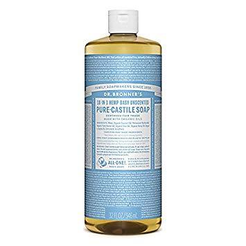 Pure-Castile Liquid Soap