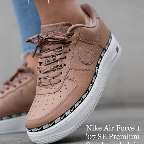 bb5f4cead9 ShopandBox - Buy Air Force 1 07 SE Premium Overbranded from US