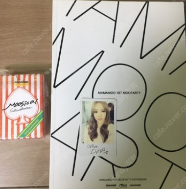 ShopandBox - Buy Moo party, moonbyul pinky funky pc and moosical