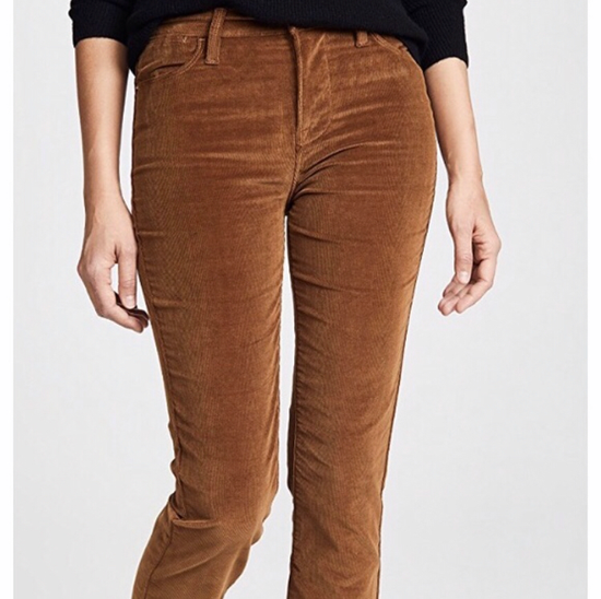 Le High Tan pants