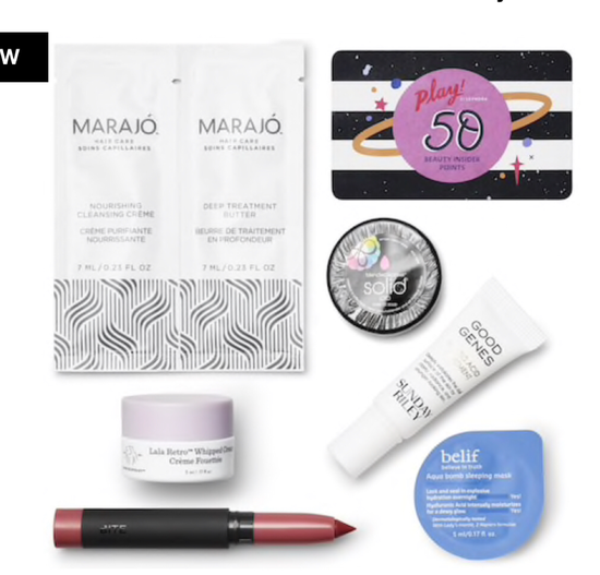 PLAY by Sephora Your Beauty Future Box A