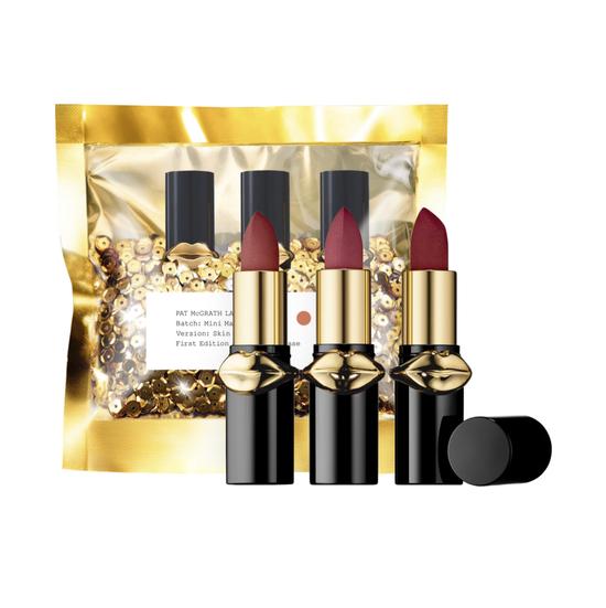 LUST Mini MatteTrance Lipstick Trio