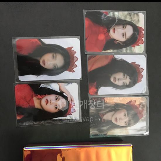 peekaboo collect cards