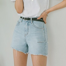 Stretch Trim Shorts
