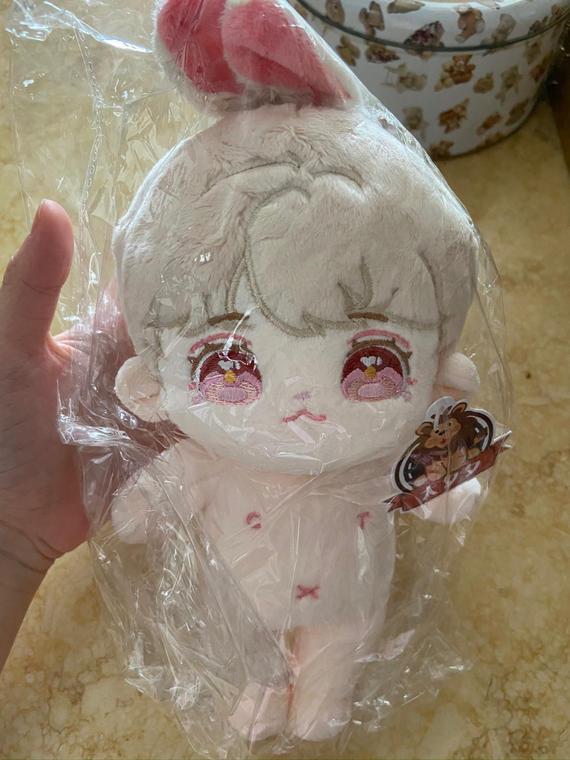 Peach Doll