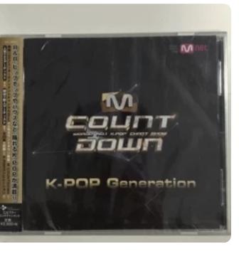 Mnet Countdown CD