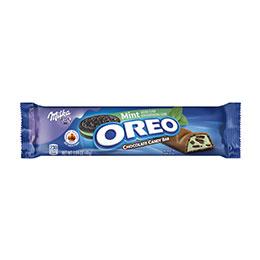 Oreo Mint Choc Milka Candy Bar