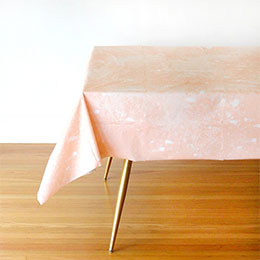 Goddess Blush Whirlwind Tablecover