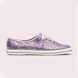 New York Champion Glitter Sneakers
