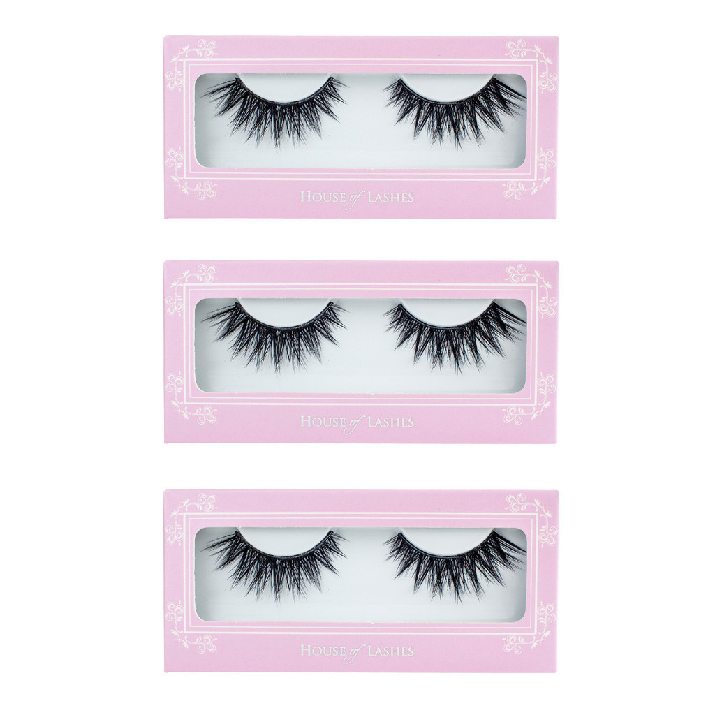 House Of Lashes - Iconic 3 pack