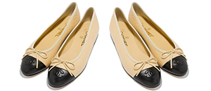 Price Compare: Ballet Flats from France