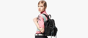 Where to Score to The New Prada Black Nylon Backpack For Less