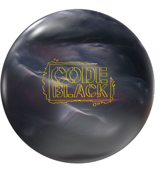 Code Black Nano Bowling Ball