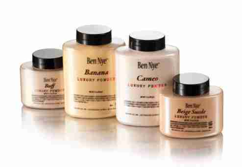 Ben Nye Banana Luxery Powder