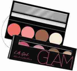 LAGirl Beauty Brick Blush Collection