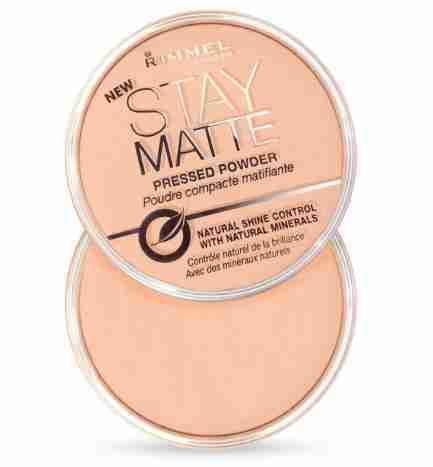 Kimmel Stay Matte Pressed Powder - Transparent