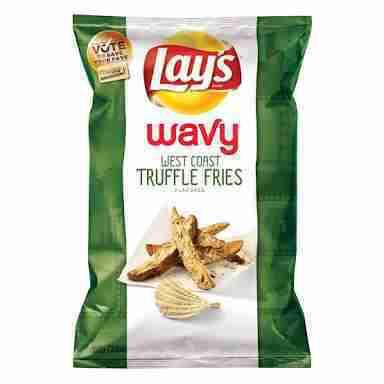 Lays Wavy West Coast Truffle Fries
