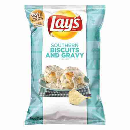 Lays Southern Buscuits and Gravy